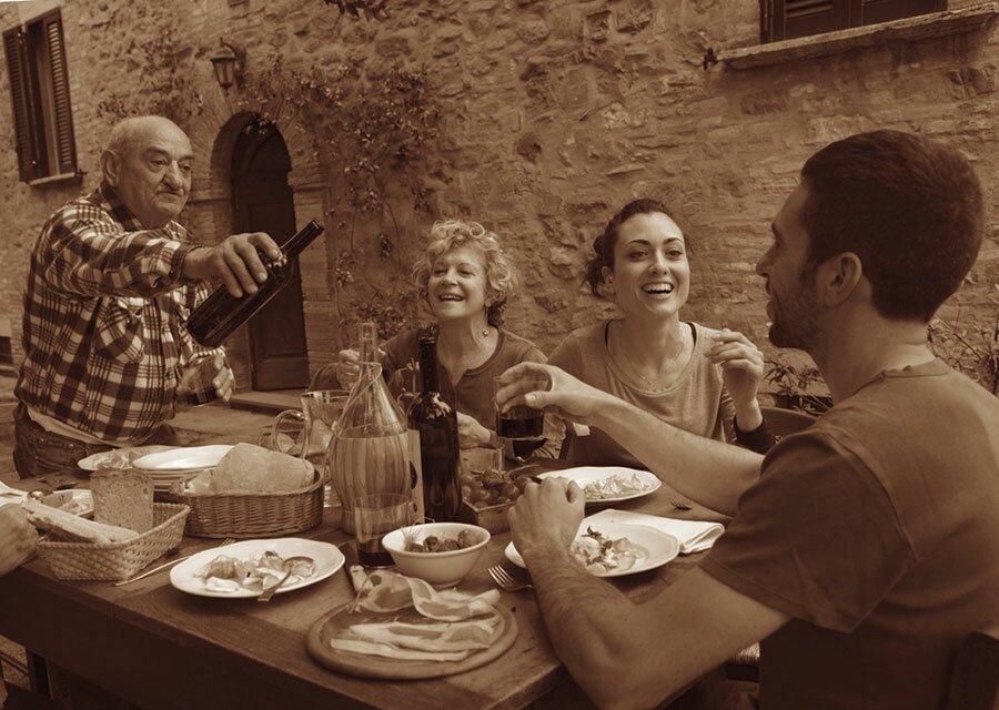 Italian Family Dinner Experience
